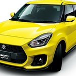 Suzuki Reveals More Of The New Swift Sport Ahead Of Frankfurt