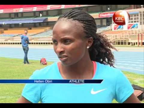 Obri seeks Gold in 5000m World Athletics Championships