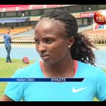Obri seeks Gold in 5000m World Athletics Championships