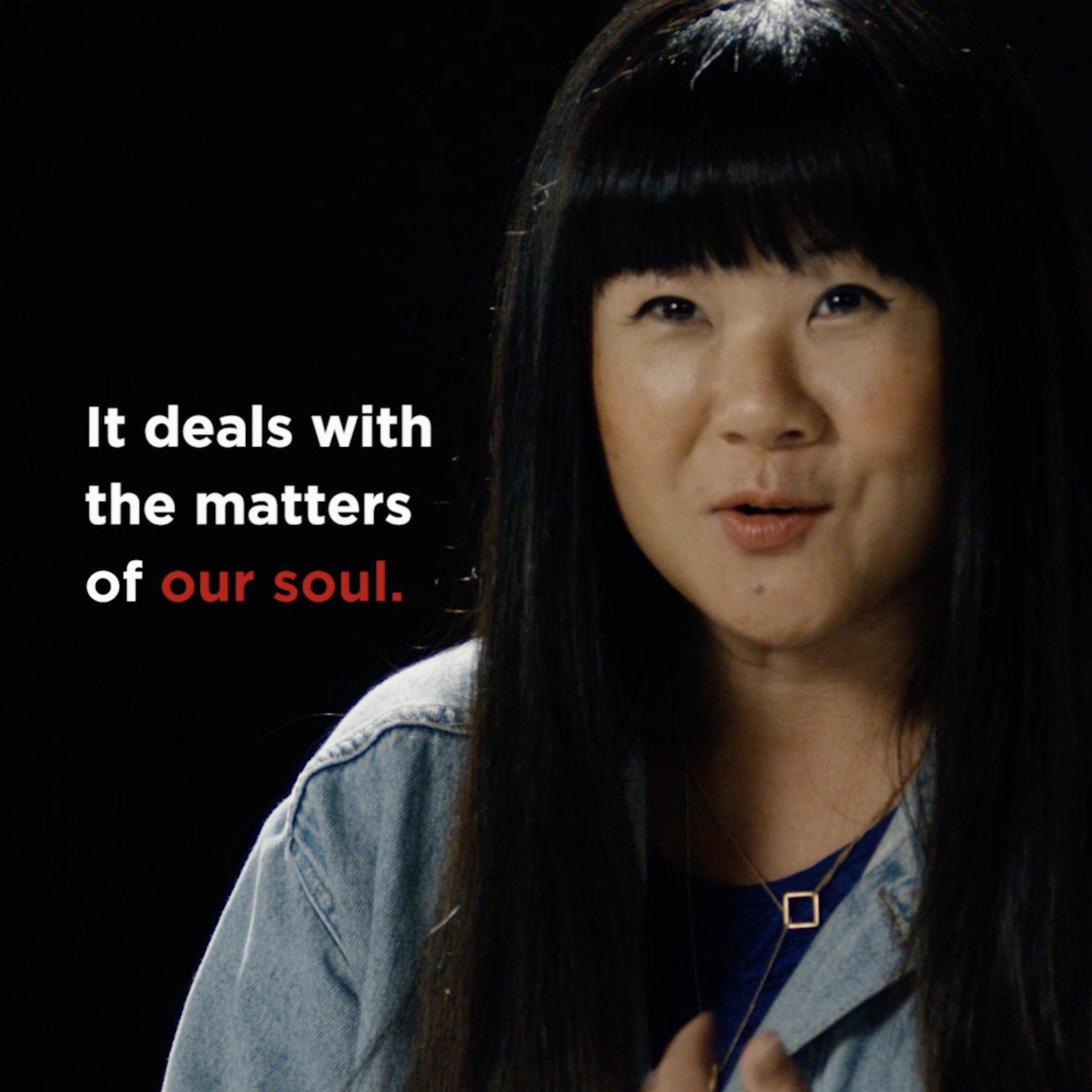 Representation matters. #FirstTimeISawMe https://t.co/dblPbAS1xB