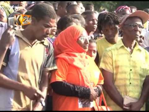 Kilifi Governor Kingi promises to build ocean barrier to protect residents