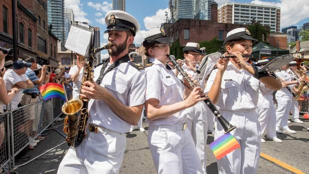 All military members can wear uniforms at Pride events: Vance