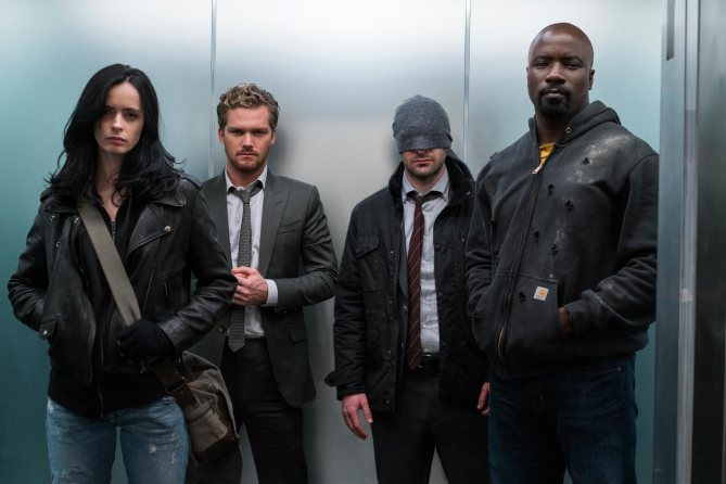 We're breaking down every photo we have from @Marvel's @TheDefenders for clues: