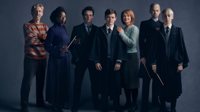 The Broadway production of 'Harry Potter and the Cursed Child' rounds out its cast