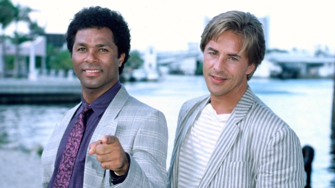 A MiamiVice reboot is in the works at NBC
