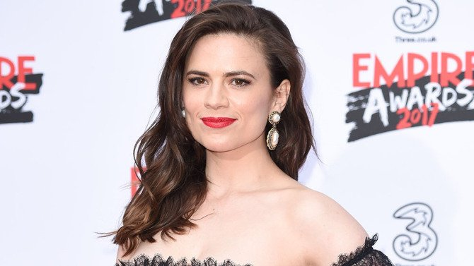 Hayley Atwell set to co-star with @mcgregor_ewan in @Disney's 'Christopher Robin'
