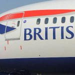 British Airways plane left with up to 46 holes from lightning