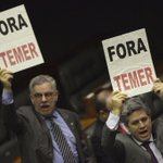 Brazilian Congress to vote on removing the second president in a year