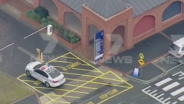 Police swoop on Scotch College, students spill onto ovals