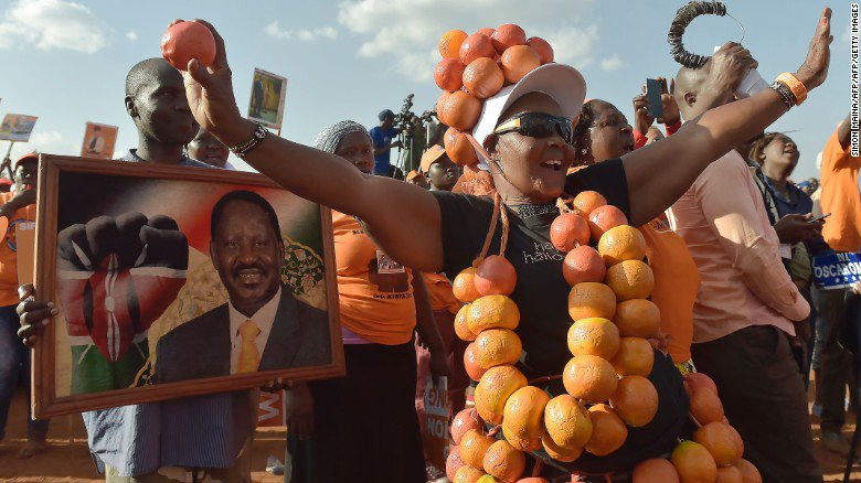 Here's what you need to know about Kenya's elections