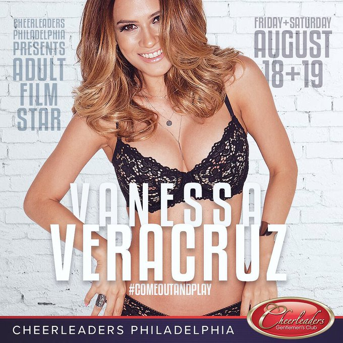 I'll see you soon @CheerleaderPHL ❤️ August 18 & 19th #Philly https://t.co/Ac9UAfRQnt