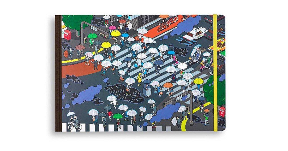 "RT @wwd_jp: 【エディターズピック】意外とお手頃 「ルイ・ヴィトン」のアートな""トラベルブック"" https://t.co/OYjjt44QBP @LouisVuitton https://t.co/x8f7uNFhoR"