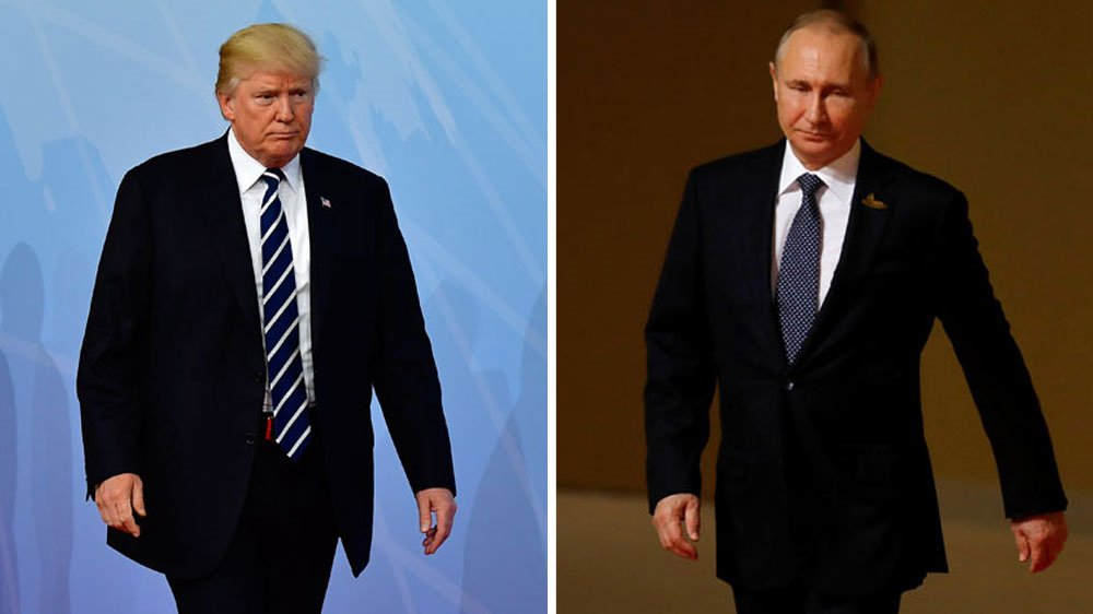 US President Donald Trump signs 'flawed' Russia sanctions bill