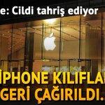 275 bin iPhone kılıfı geri çağrıldı