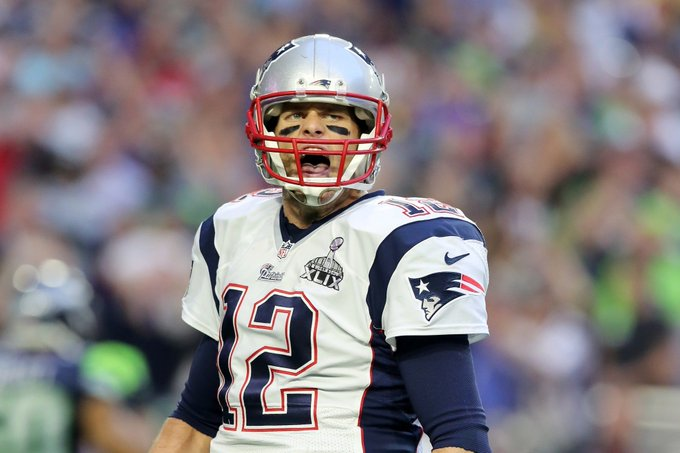 HAPPY BIRTHDAY TOM BRADY (THE GOAT)