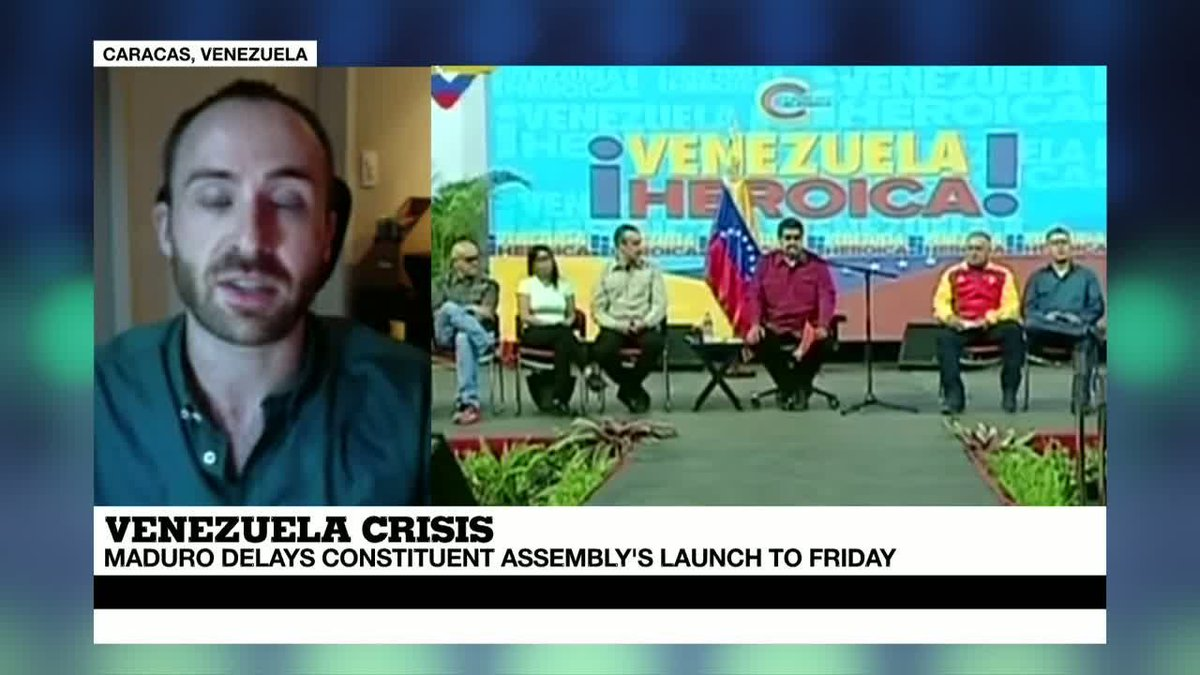 """?? Venezuela: """"The government for the first time has lost its credibility"""""""