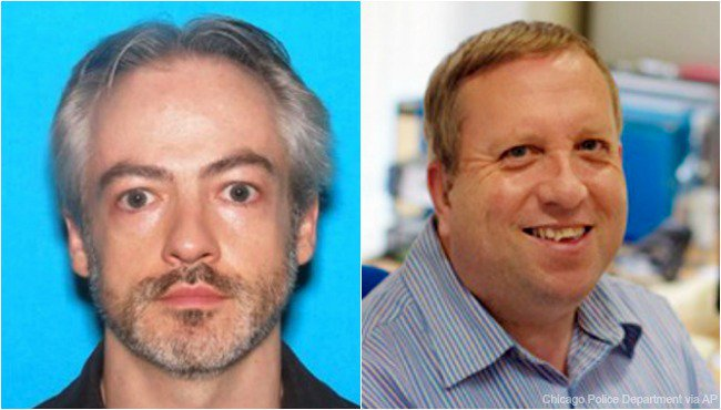 Northwestern professor, Oxford employee sought in stabbing death of Michigan man