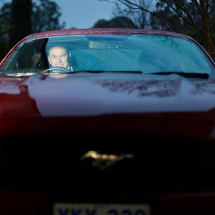 Stolen Mustang tracked down hours after carjacking through Facebook posts in Canberra