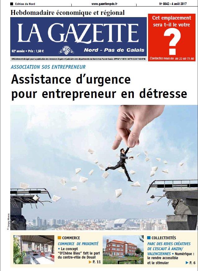 test Twitter Media - A lire demain @La_Gazette_NPDC : @SOSEntrepreneur écoute et rassure les #entrepreneurs en difficulté. #Economie #entreprise https://t.co/idu1TV5tyT