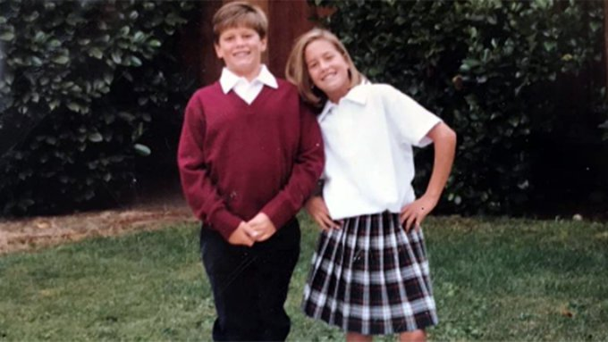 Tom Brady posts amazing throwback photo to wish his sister happy birthday