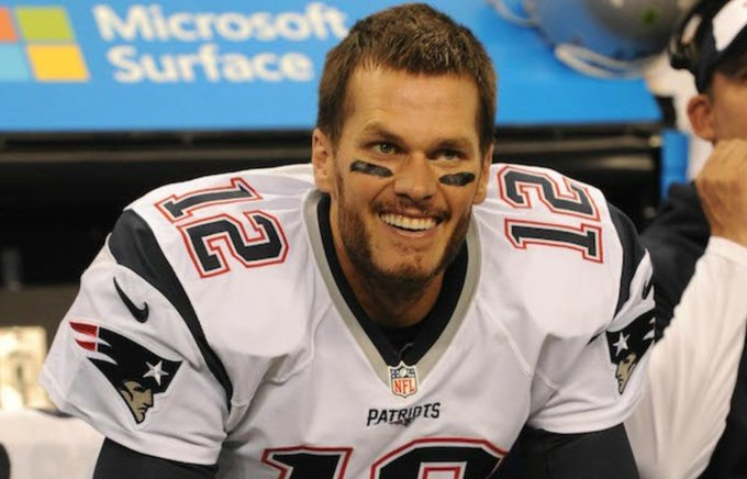 Happy 40th Birthday Tom Brady!