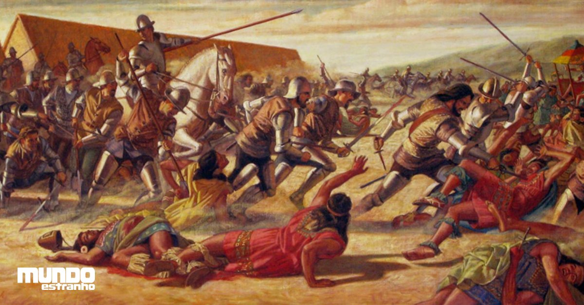 spanish conquest of the incas essay Read this history other essay and over 88,000 other research documents the spanish conquest the spanish conquest in the spanish entered the inca empire in.