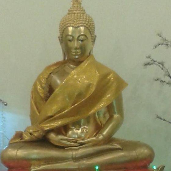 Massive Buddha statue is stolen from Botswana temple