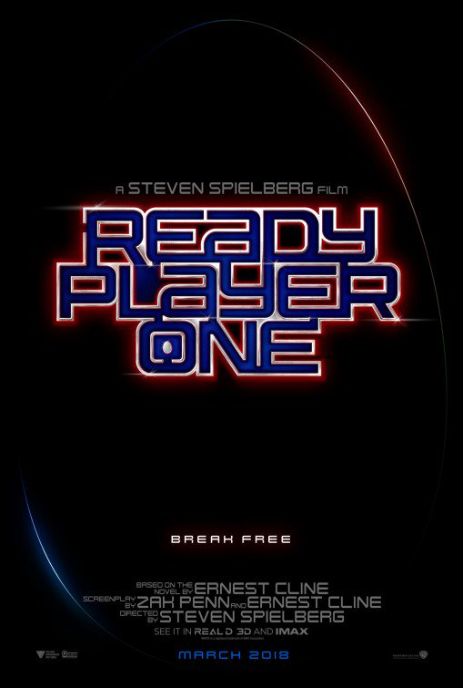 #ReadyPlayerOne