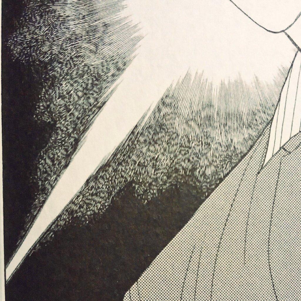 雲田先生の舟を編むめくったら初めて出会う組み合わせの効果…!やってみたい