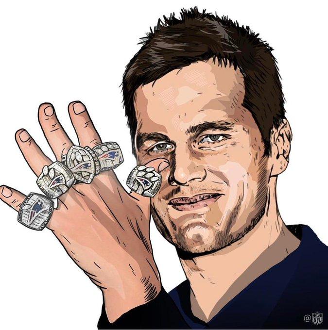 Happy birthday Tom Brady!