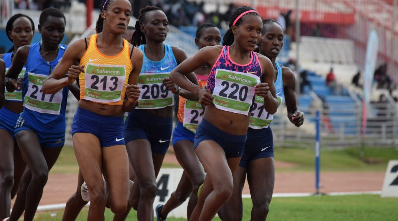 Faith Kipyegon seeks world title spark to augment Olympic gold victory