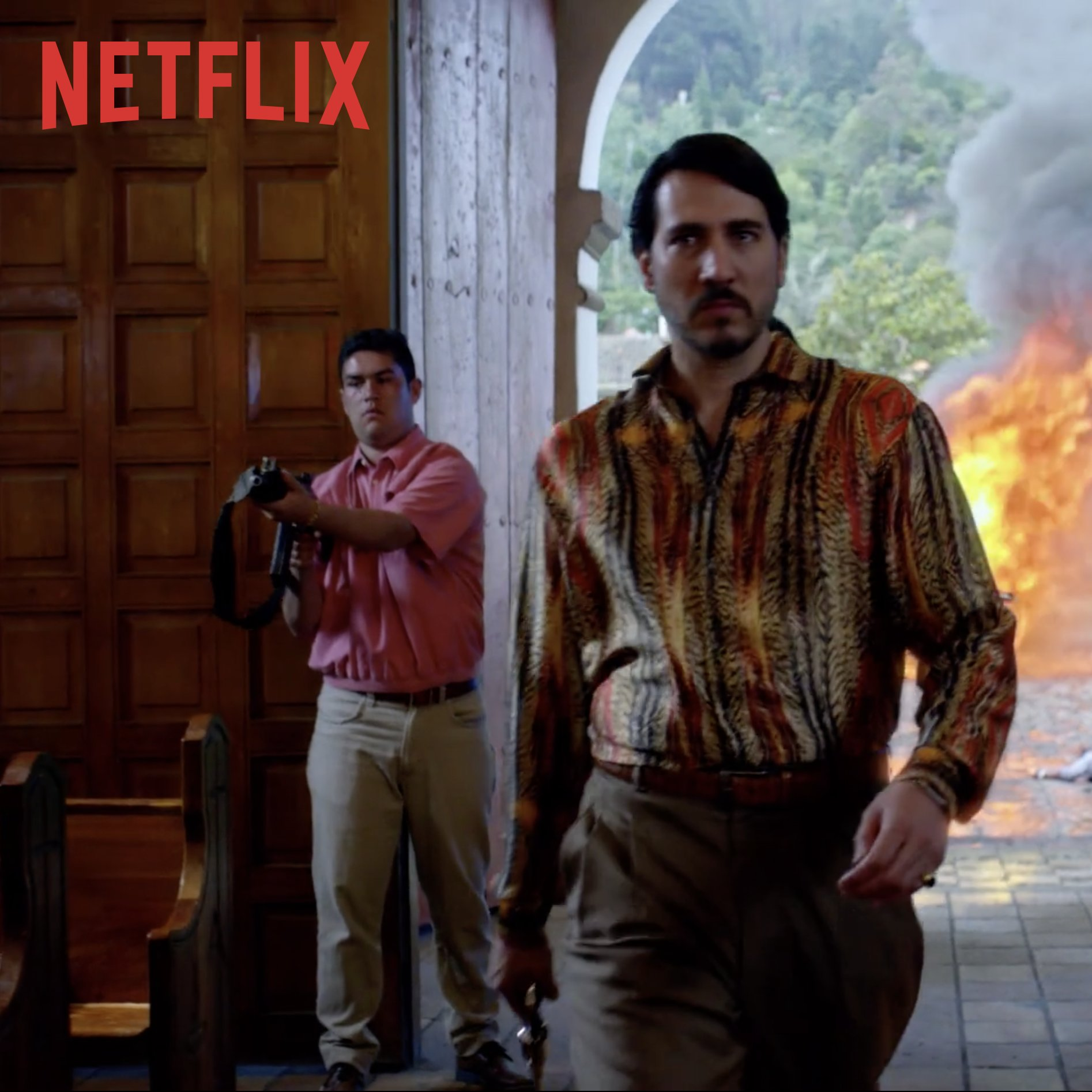 Come for the @NarcosNetflix trailer, stay for the Cypress Hill song. Season 3 arrives September 1st. https://t.co/aDWQX33dfW