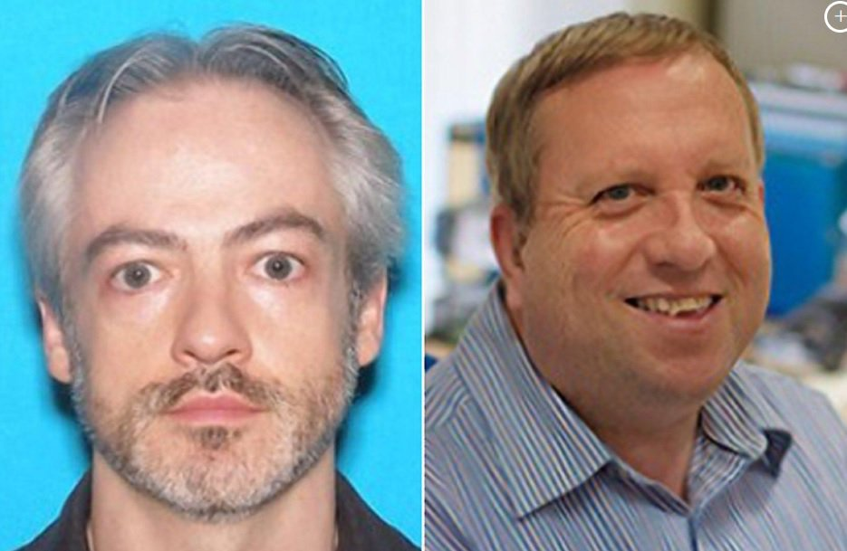 A Northwestern professor and an Oxford University staffer are wanted for first-degree murder