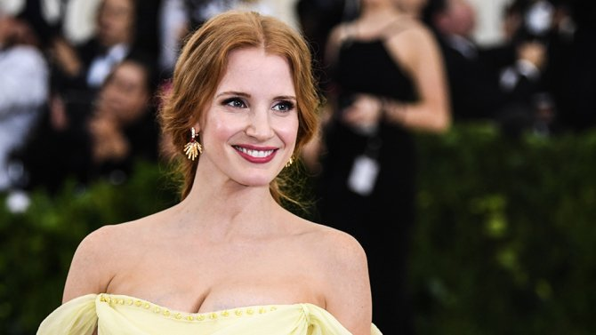 Jessica Chastain slams CBS for lack of female leads