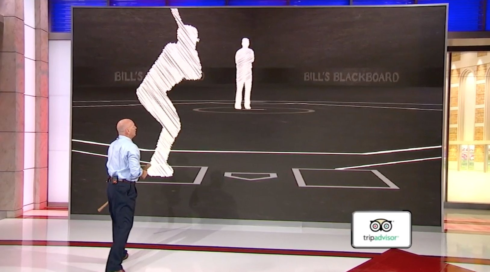 Catch the rest of Bill's lesson on release points on #MLBNBreakdown at 10:30aE. https://t.co/fLp4k0Nu7U