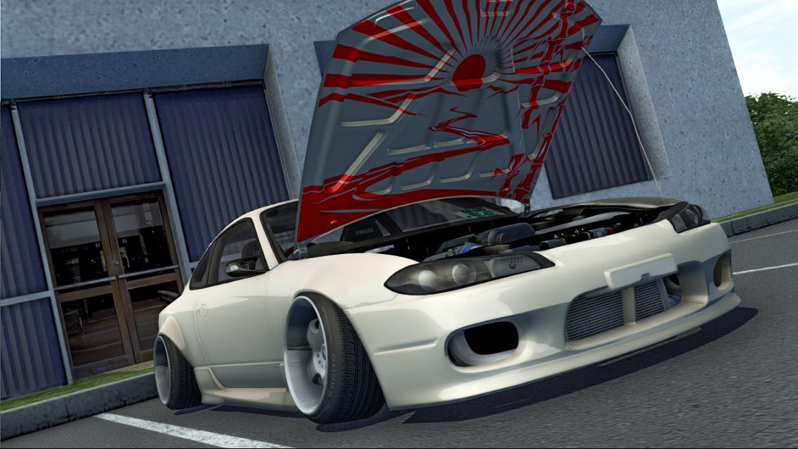 Street Legal Racing - Redline 221 MWM Jack V2 Часть