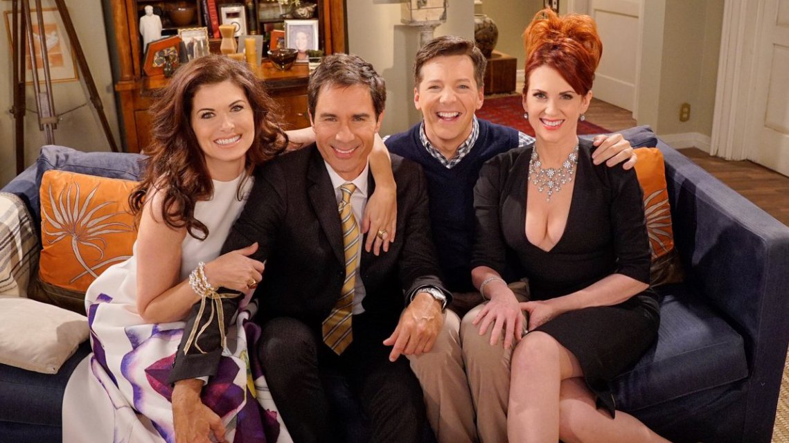 WillAndGrace revival picked up for Season 2 on NBC