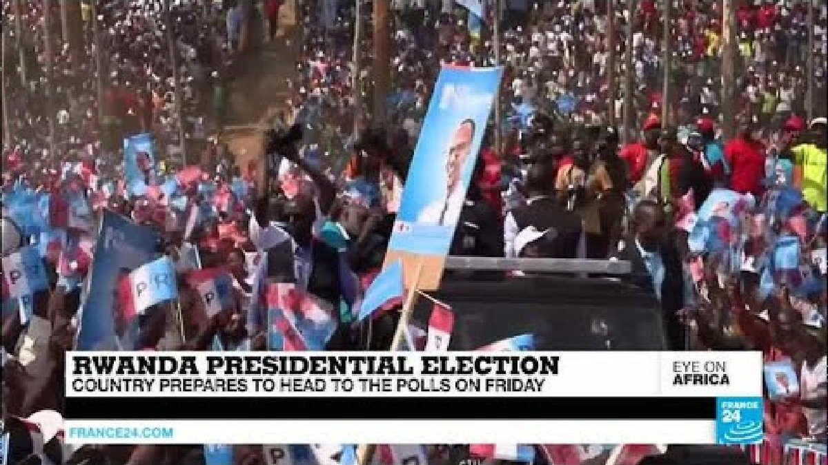 ?? Kenya vote: Security ramped up ahead of election