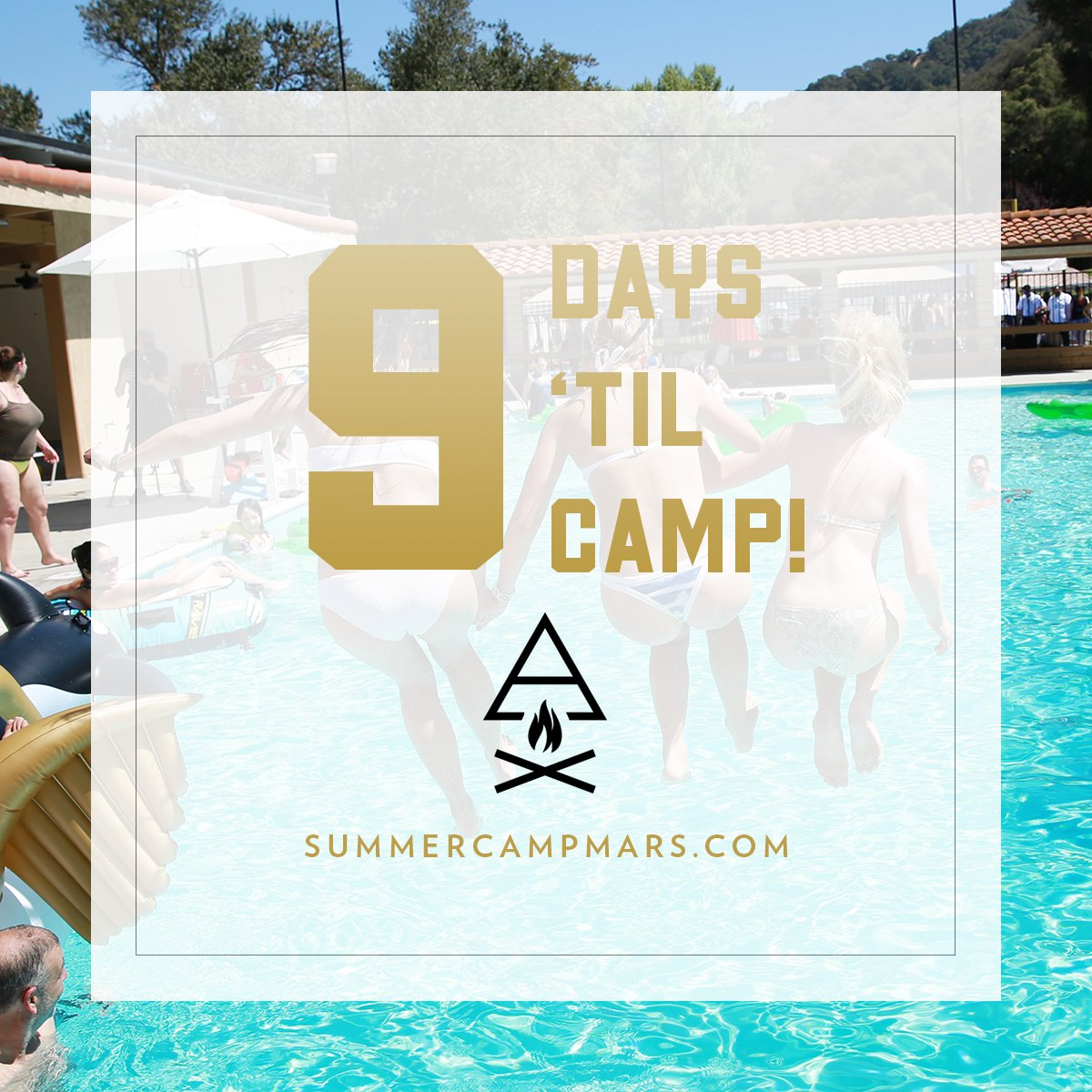 Holy guacamole 9 DAYS till @SummerCampMars!! https://t.co/KCDYtBAekt https://t.co/ABxzm9k1nN
