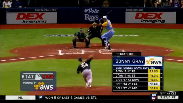 .@SonnyGray2 takes the mound for the @Yankees right now on #MLBNetwork! (or CWS at BOS) https://t.co/nj1xzOITYL