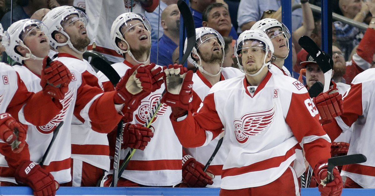 Red Wings' DeKeyser: NHL made bad call on no players in 2018 Olympics