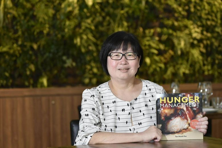 ST Life editor Tan Hsueh Yun launches cookbook based on her popular column