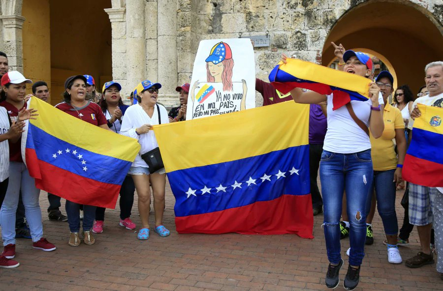 Venezuelan currency crumbling; now 17,000 to US$1 dollar