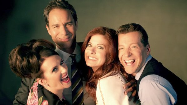 Yes, honey! Will & Grace has been renewed—Again: https://t.co/00OSWNBmjv https://t.co/cIm3i5OMFg