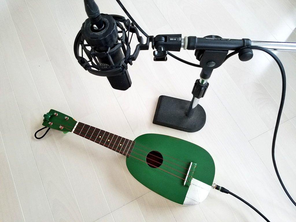 test ツイッターメディア - 効果音シリーズ、ウクレレいってみよう https://t.co/nykbgWBBdr