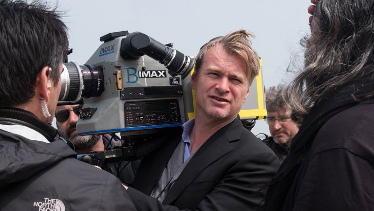Christopher Nolan wanted to shoot Dunkirk without a script