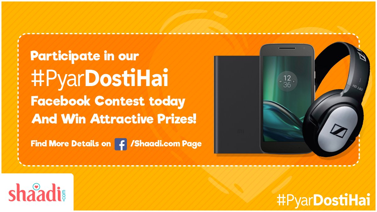 test Twitter Media - Did you miss our Contest yesterday? Participate in #PyarDostiHai Contest on Facebook and win big!!  Please #RT :) https://t.co/n8sGp2Gw5I