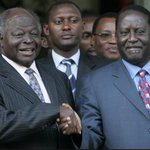 Raila Odinga, Mwai Kibaki credited with progress in North Eastern