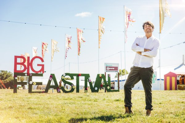 FreebieFriday WIN Friday tickets to this years thebigfeastival