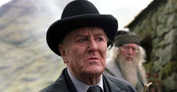 Robert Hardy, who played Cornelius Fudge in Harry Potter, has passed away at the age of 91: